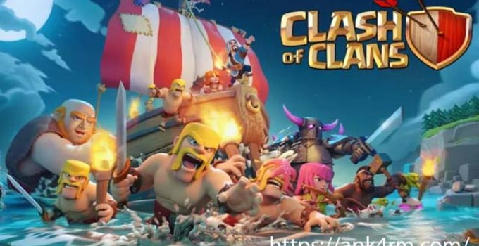 Clash of Clans MOD APK 13.369.9 for Android Download