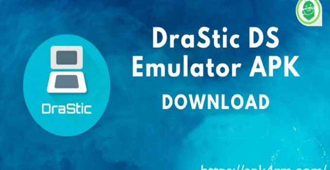 DraStic DS Emulator APK Free Download